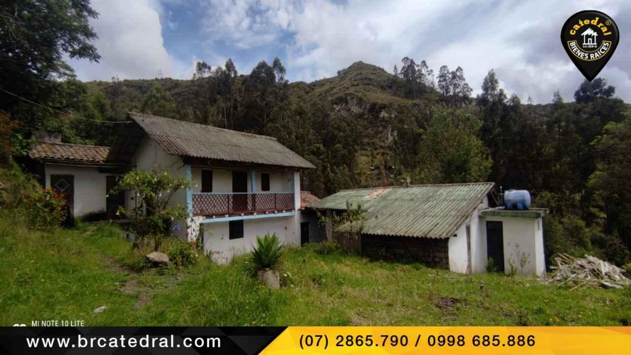 Villa Casa de Alquiler en Cuenca Ecuador sector Llacao - Zhiquir