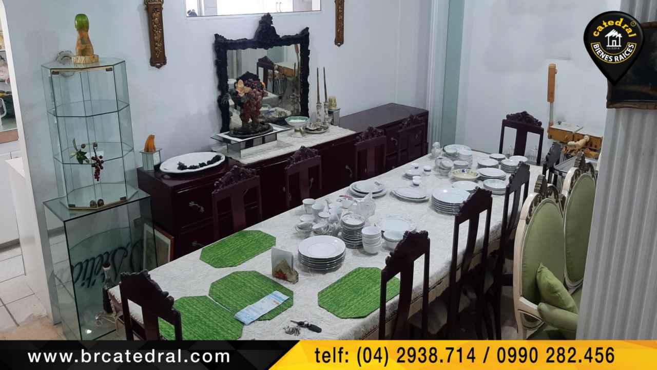Villa Casa de Venta en Cuenca Ecuador sector Kennedy Vieja