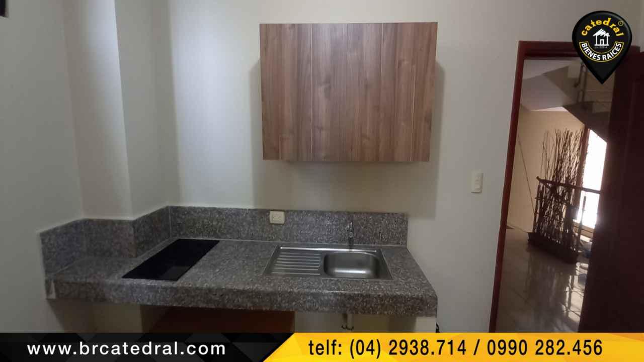 Apartment for Rent in Guayaquil Ecuador sector Bellavista