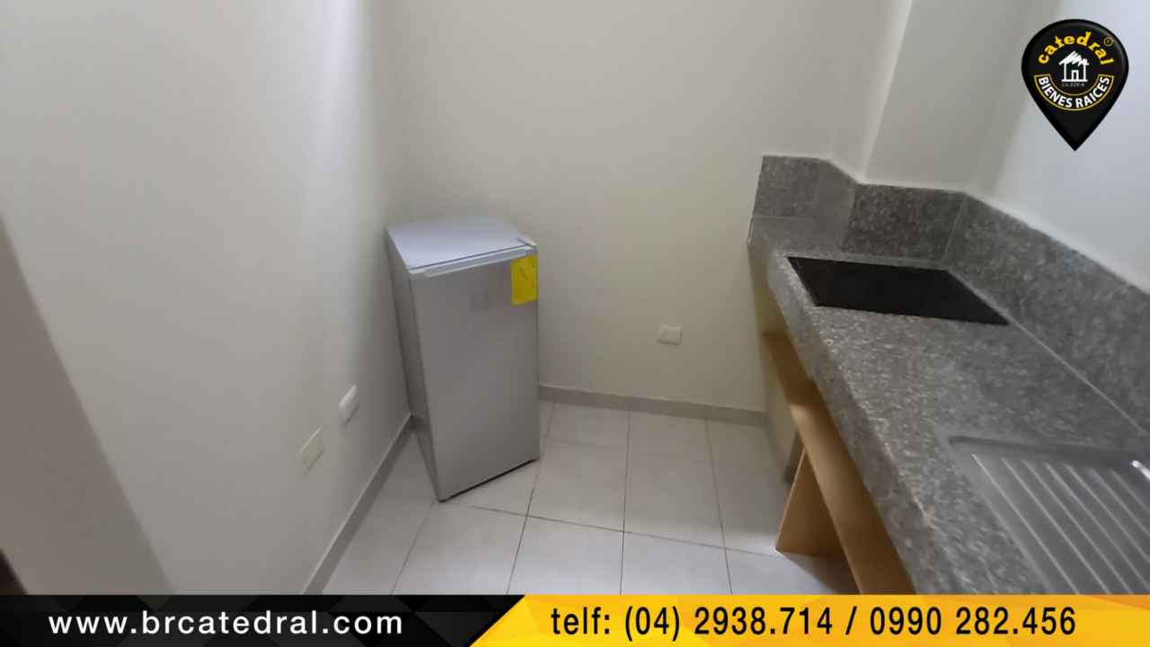 Apartment for Rent in Guayaquil Ecuador sector s/d