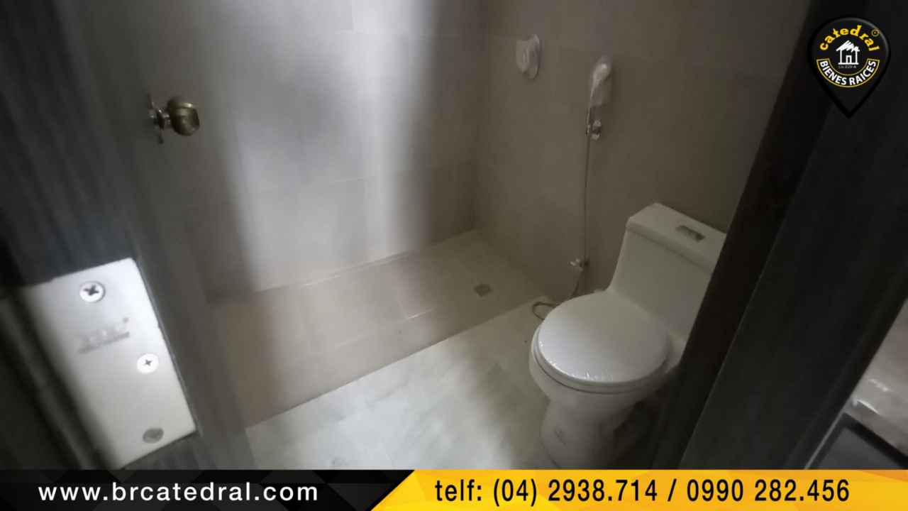 Apartment for Sale in Guayaquil Ecuador sector S/T