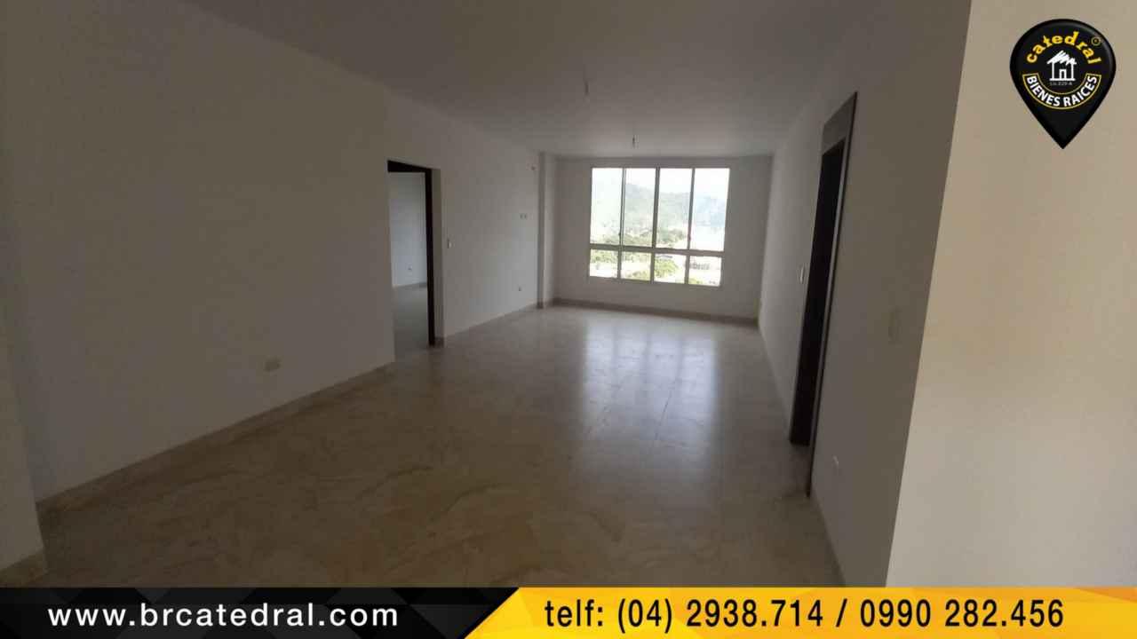 Apartment for Sale in Guayaquil Ecuador sector Ceibos - Las Cumbres