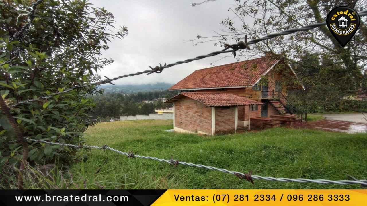 Sitio Solar Terreno de Venta en Cuenca Ecuador sector Racar