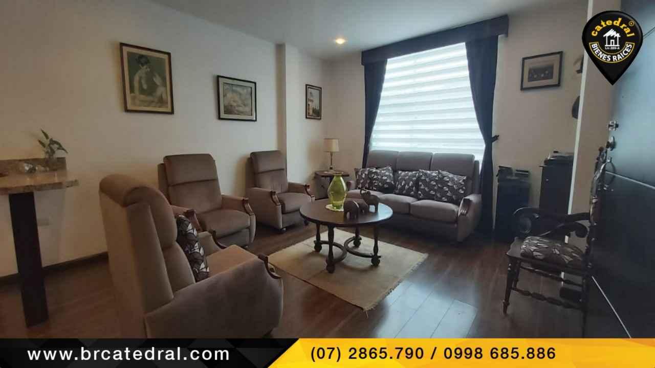 Apartment for Sale in Cuenca Ecuador sector Av. Loja