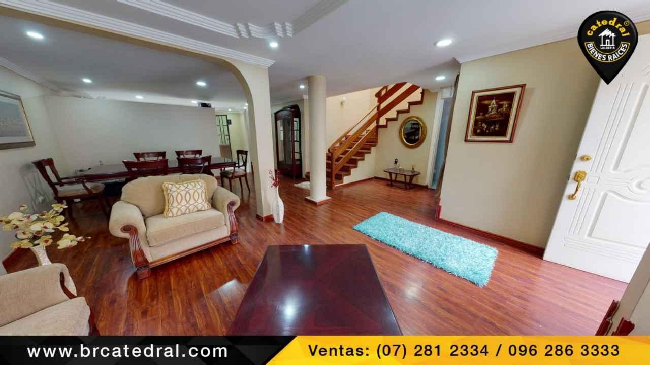 House for Sale in Cuenca Ecuador sector Baños