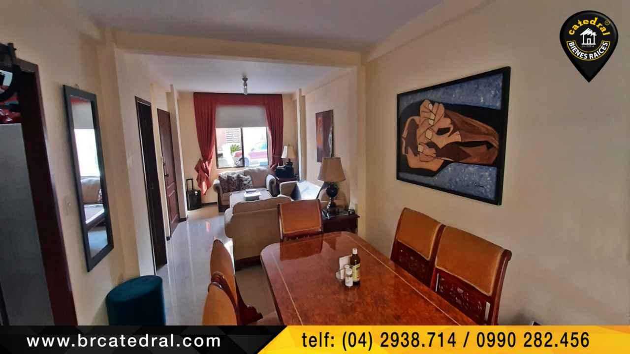 House for Sale in Guayaquil Ecuador sector La Joya - Etapa Corona