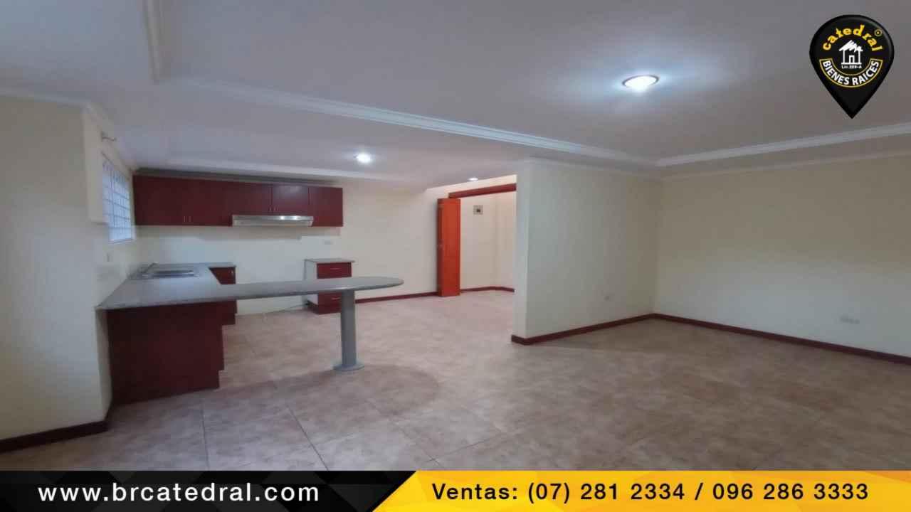 House for Sale in Cuenca Ecuador sector Av. Pichincha - Unidad Nacional