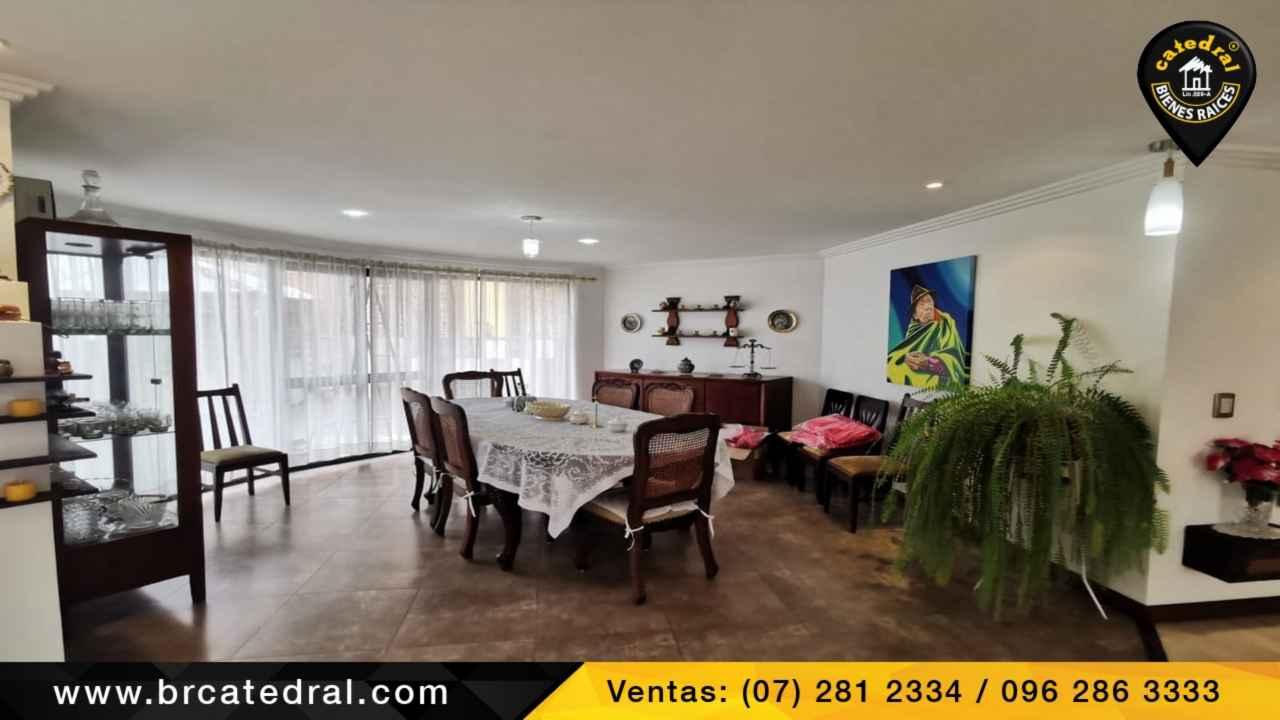 House for Sale in Cuenca Ecuador sector Ciudadela De Los Ingenieros