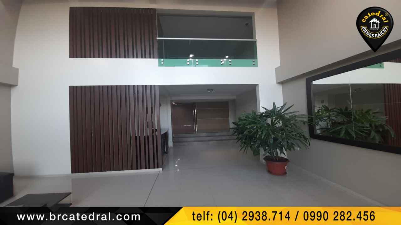 Apartment for Sale in Guayaquil Ecuador sector Alborada - Vista Tower
