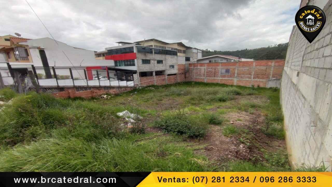 Land for Sale in Cuenca Ecuador sector Gonzalez Suarez - Eucaliptos