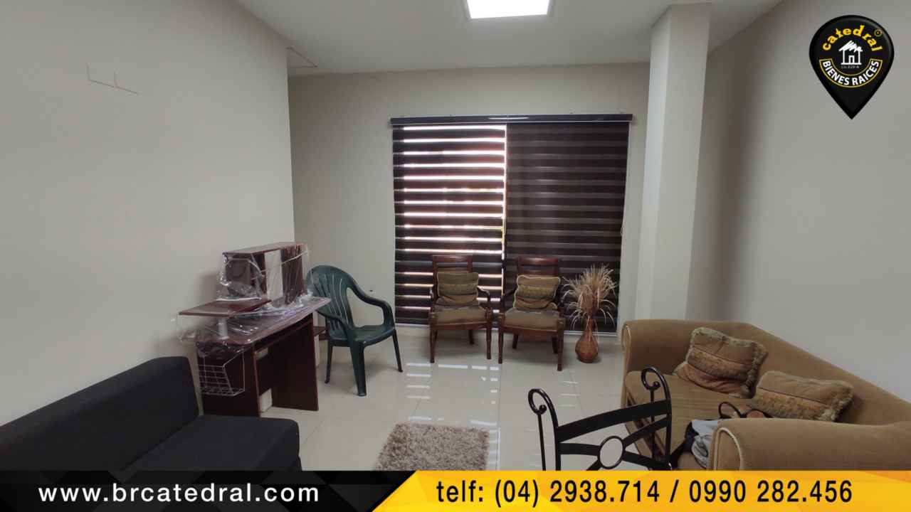 Apartment for Rent in Guayaquil Ecuador sector Ceibos