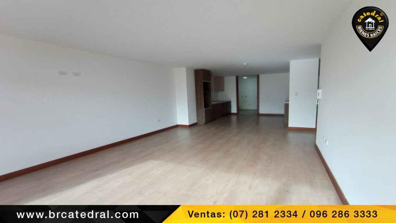 Apartment for Sale in Cuenca Ecuador sector Primero de mayo y Americas