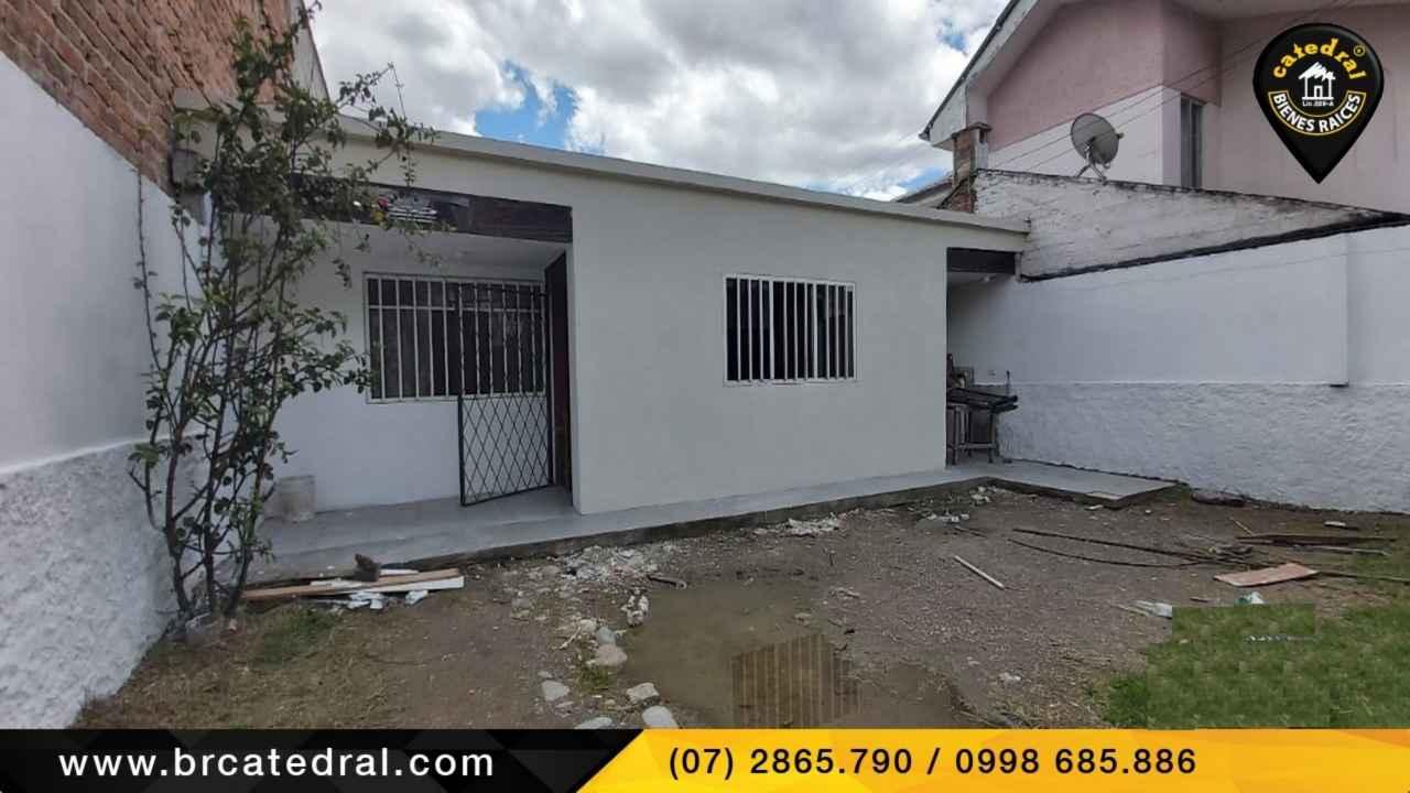 House for Sale in Cuenca Ecuador sector Totoracocha