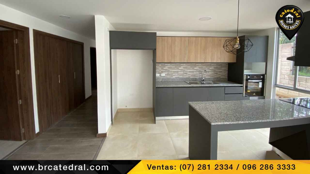 Apartment for Sale in Cuenca Ecuador sector Narancay - Control Sur