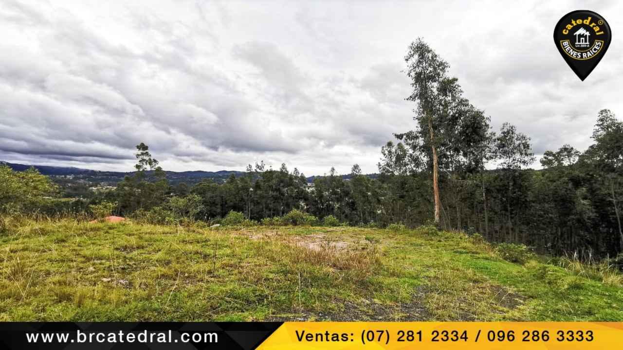 Land for Sale in Cuenca Ecuador sector Sigsipamba