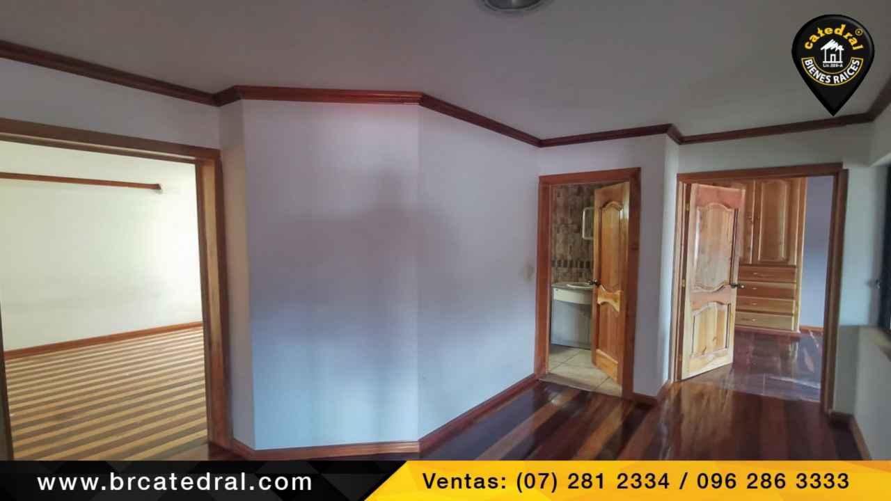 House for Sale in Cuenca Ecuador sector Gapal