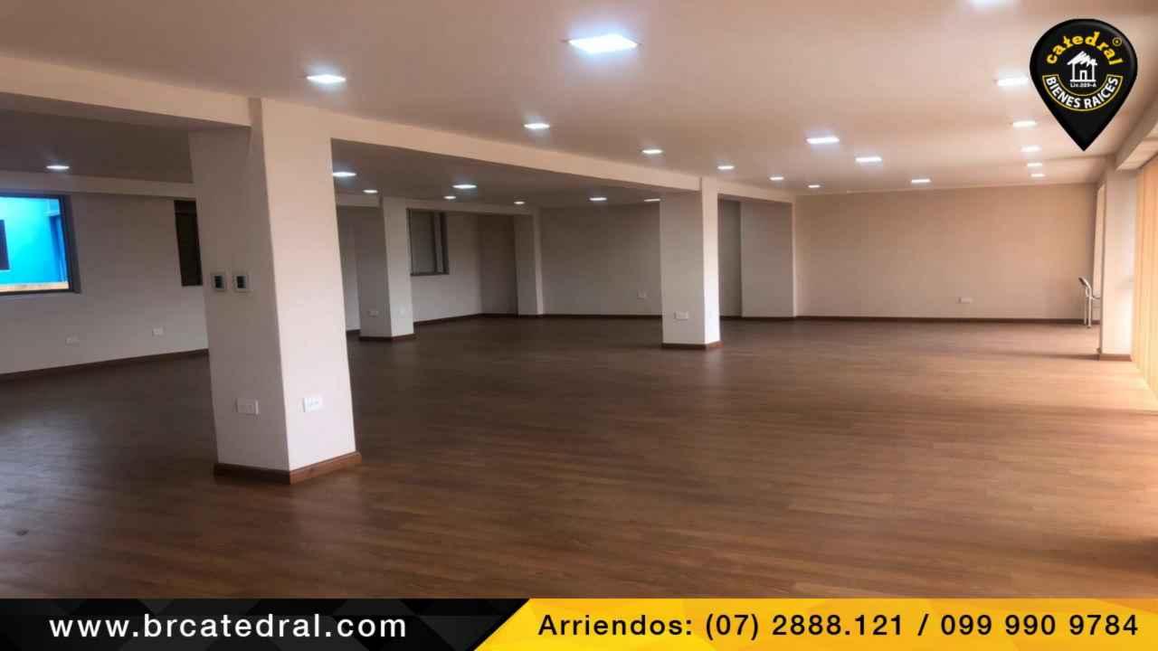 House for Rent in Cuenca Ecuador sector Ricardo Muñoz y 10 de Agosto