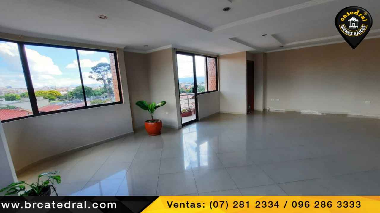 Apartment for Sale in Cuenca Ecuador sector Totems