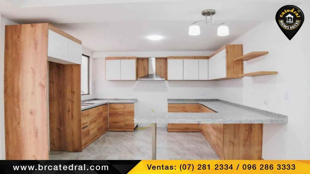 House for Sale in Cuenca Ecuador sector Av. Primero de Mayo