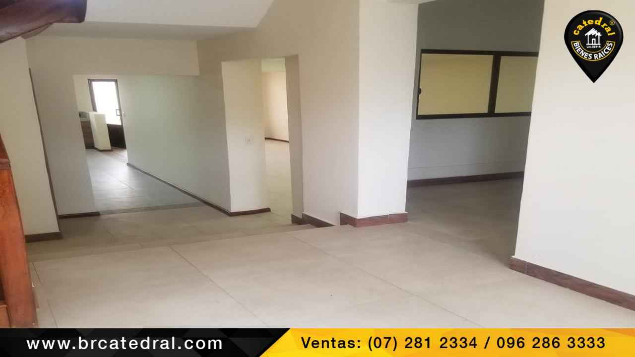 House for Sale in Cuenca Ecuador sector Centro - Plaza del Arte