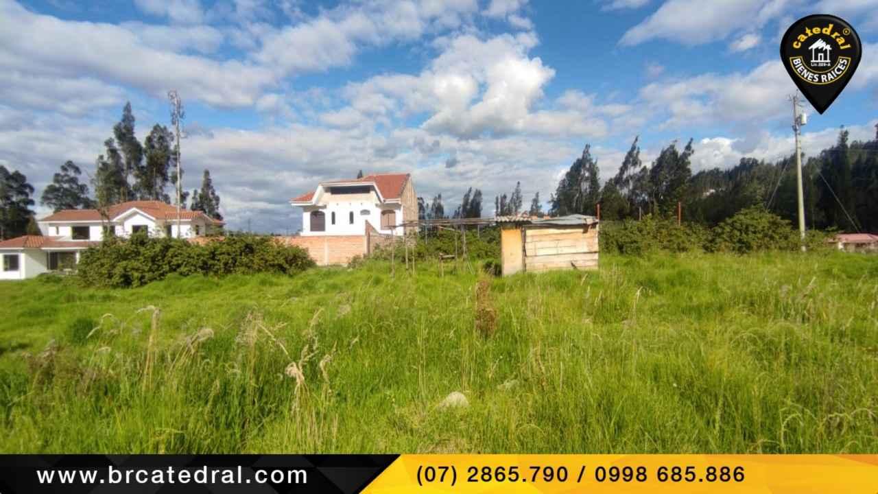 Sitio Solar Terreno de Venta en Cuenca Ecuador sector San Joaquin - Tenis Club