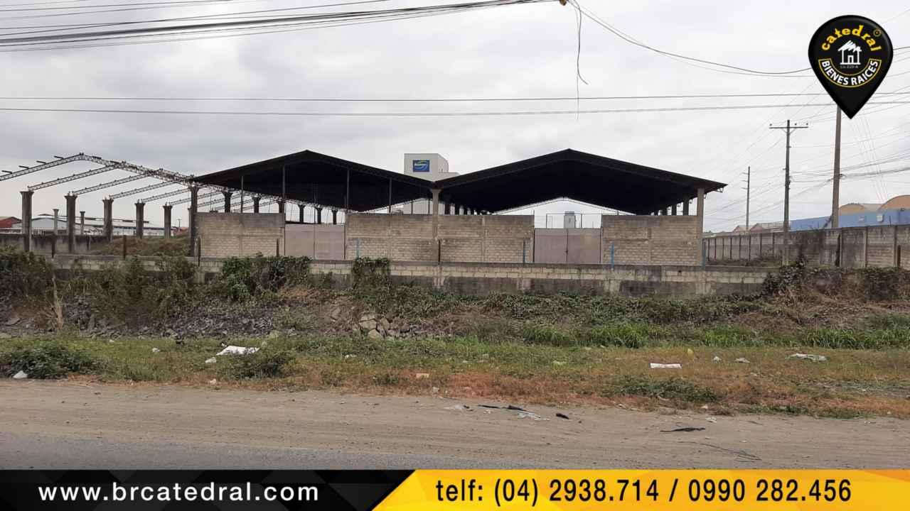 Sitio Solar Terreno de Venta en Cuenca Ecuador sector Vía Duran - Tambo