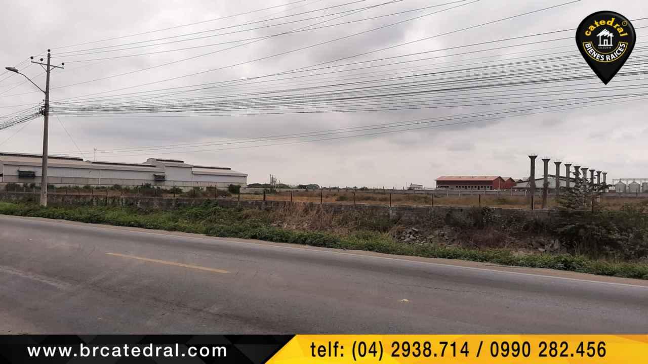 Sitio Solar Terreno de Venta en Cuenca Ecuador sector DURAN