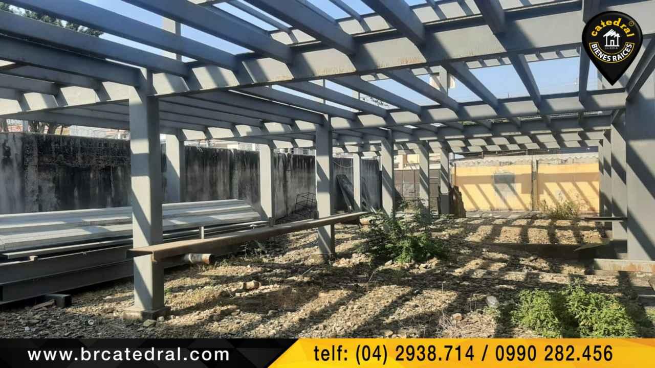 Sitio Solar Terreno de Venta en Cuenca Ecuador sector Garzota