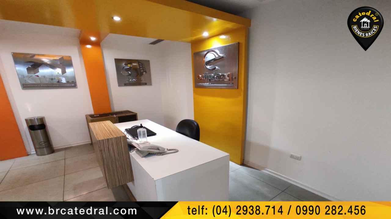 Local Comercial/Oficina/Edificio de Venta en Cuenca Ecuador sector Alban Borja