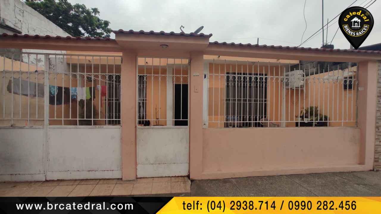 Villa Casa de Venta en Cuenca Ecuador sector Guayacanes