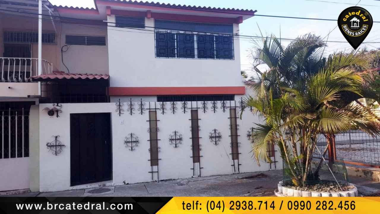 Villa Casa de Venta en Cuenca Ecuador sector Los Esteros