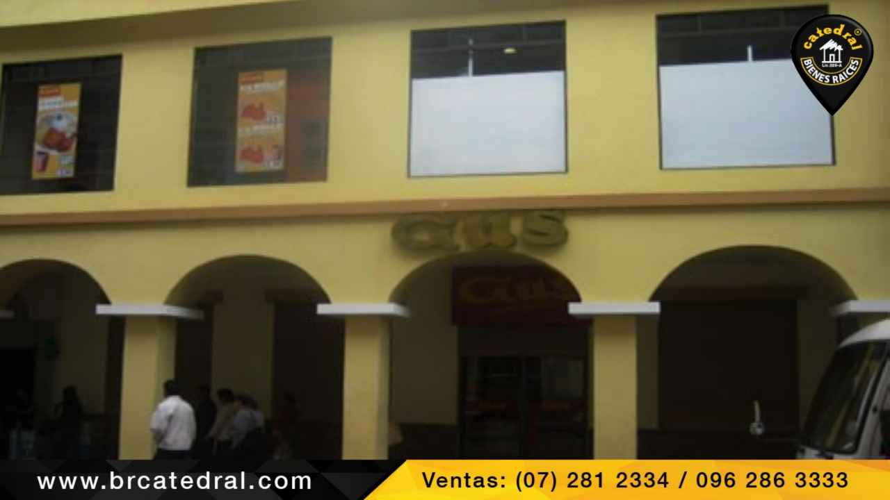 Commercial property for Sale in Cuenca Ecuador sector Gran Colombia