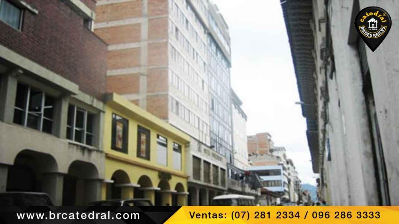 Commercial property for Sale in Cuenca Ecuador sector Gran Colombia entre Hermano Miguel y Borrero
