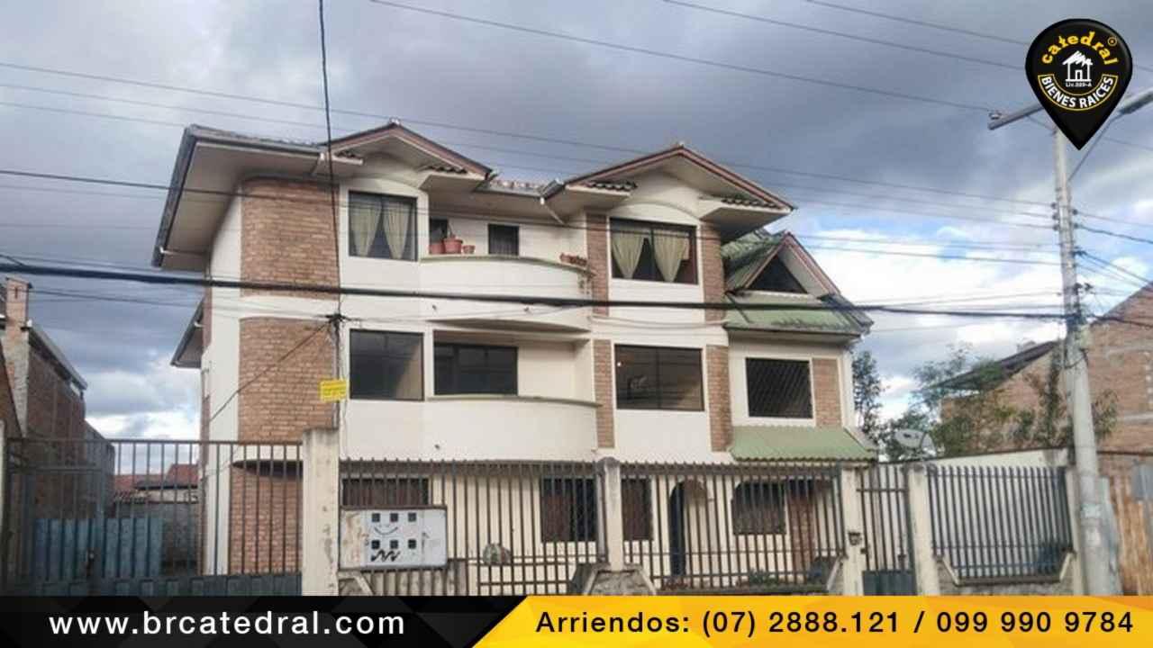 Apartment for Rent in Cuenca Ecuador sector Camino Viejo a Baños