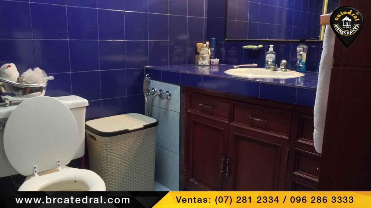 House for Sale in Cuenca Ecuador sector Urb Los Hornos - Ordonñez Lazo