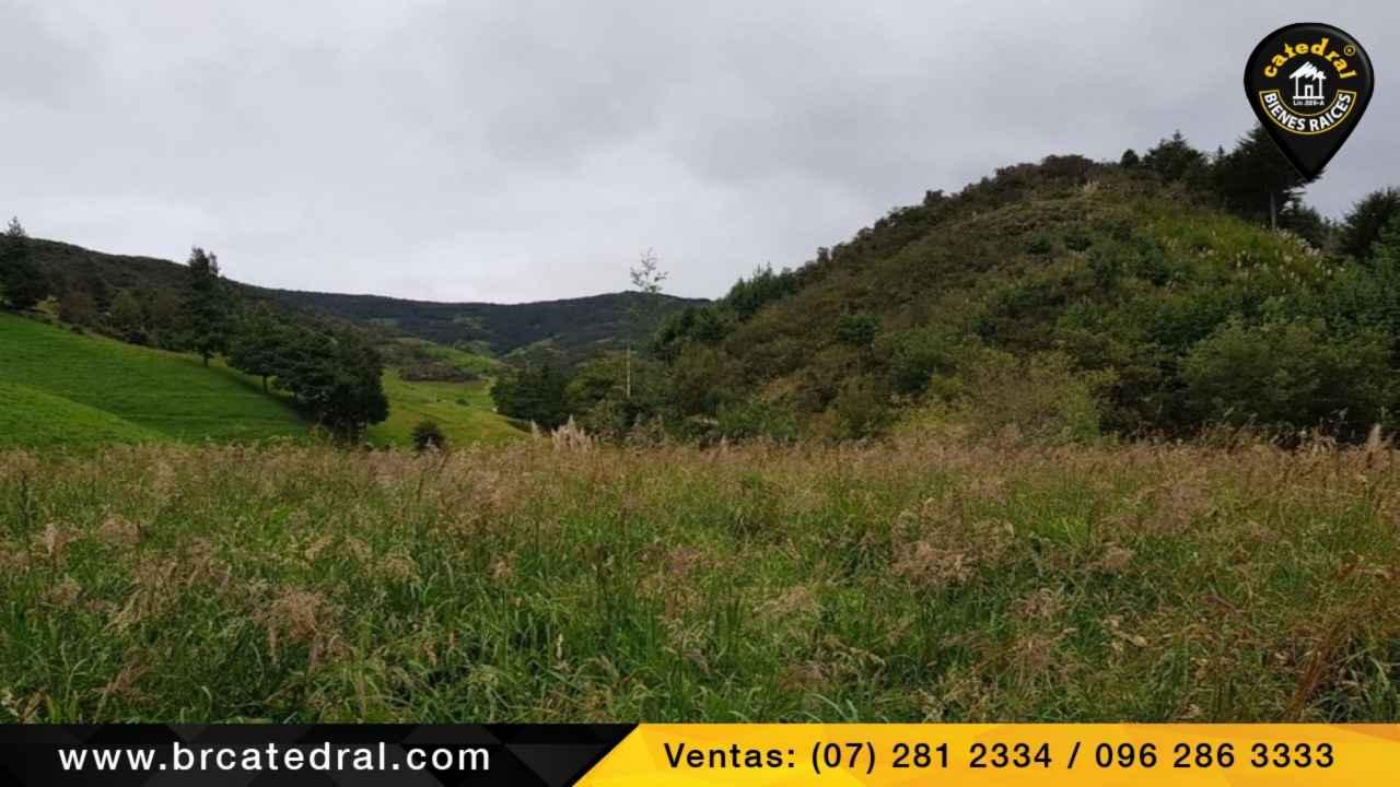 Terreno O Sitio De Venta En Cuenca Sector Tarqui Gullanzhapa