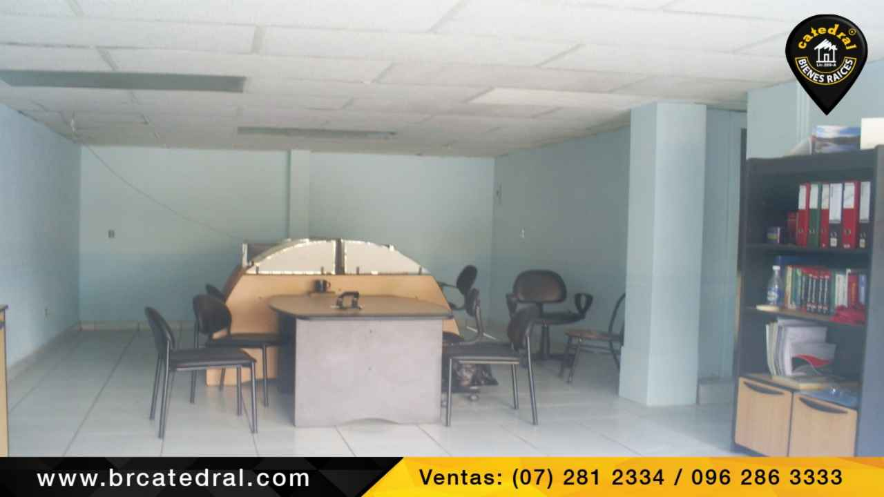 Commercial property for Sale in Cuenca Ecuador sector Av. de las Américas