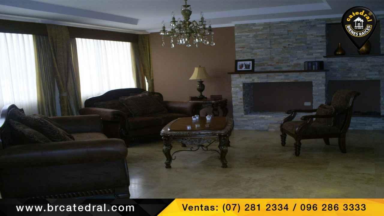 Apartment for Sale in Cuenca Ecuador sector Av. 1 de Mayo