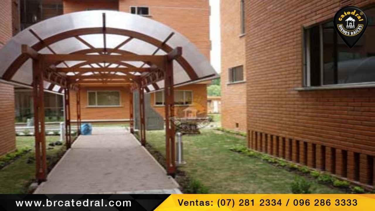 Apartment for Sale in Cuenca Ecuador sector Av. Solano - Rosenthal
