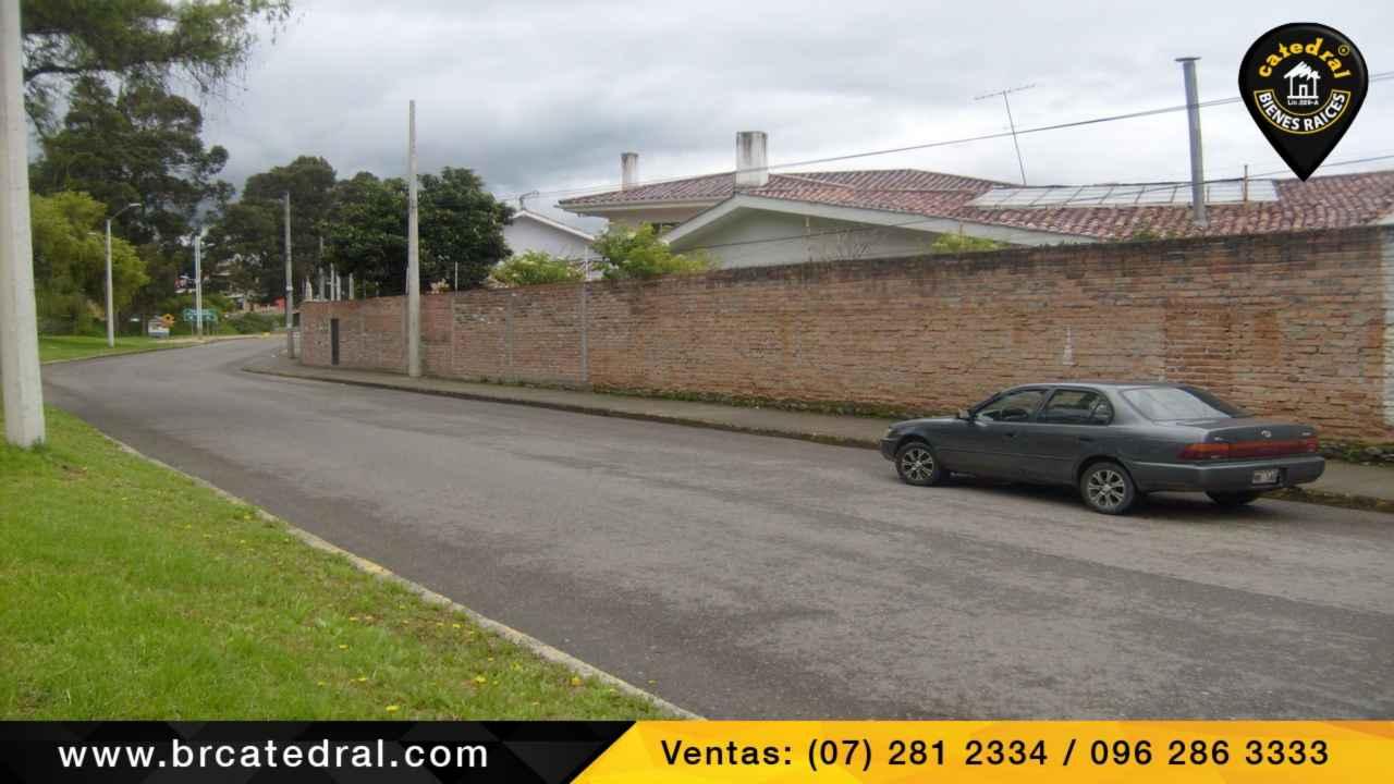 Villa Casa de Venta en Cuenca Ecuador sector Gran Colombia (prolongación Ordóñez Lazo)