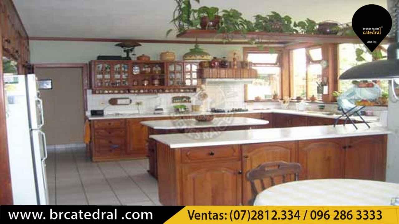 House for Sale in Cuenca Ecuador sector Ordóñez Lasso   Hotel Oro Verde