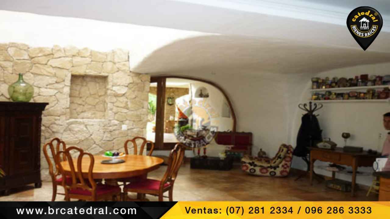House for Sale in Cuenca Ecuador sector Avenida Primero de Mayo
