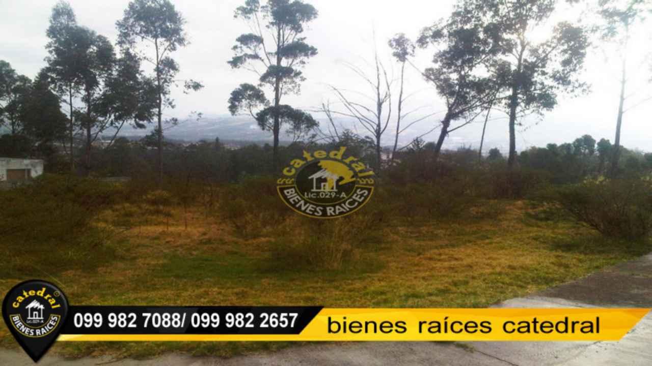 Sitio de Venta en Quito Ecuador sector Valle de los Chillos - Cashapamba