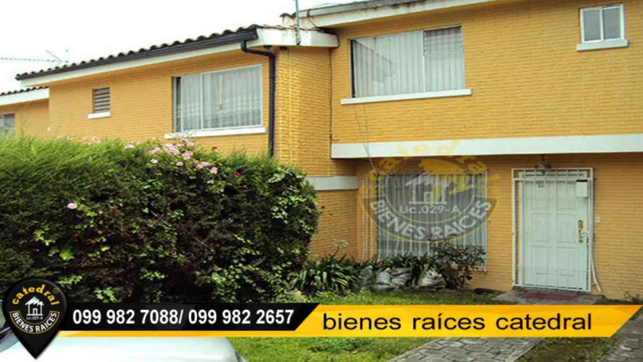 Villa Casa de Venta en Quito Ecuador sector Norte - Parque de los Recuerdos.